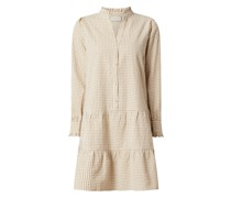 Kleid mit Vichy-Karo Modell 'Gingham'