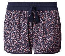Shorts aus reiner Viskose