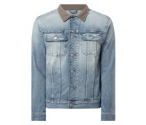 Jeansjacke mit Bio-Baumwolle Modell 'Jango'