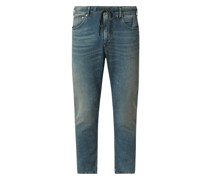 Relaxed Fit Jeans mit Stretch-Anteil Modell 'Johnson'