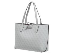 Wende-Shopper und Handtasche im Set