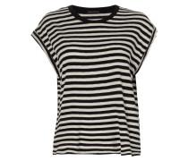 Shirt mit strukturiertem Streifenmuster