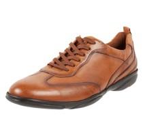 Sneaker aus Leder Modell 'Bern'