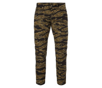 3D Tapered Fit Hose mit Camouflage-Muster