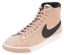 High Top Sneaker 'Blazer Mid' aus Veloursleder