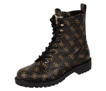 Boots in Leder-Optik Modell 'Talisi'