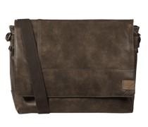 Messenger Bag in Leder-Optik