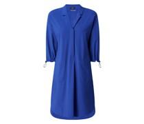 Kleid aus Scuba mit 3/4-Arm