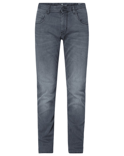 Regular Slim Fit Jeans mit Stretch-Anteil
