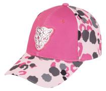 Basecap mit Leoparden-Aufnäher
