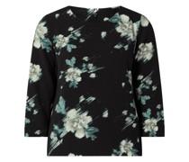Blusenshirt mit floralem Muster Modell 'Falesha Mystic'