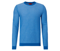 Relaxed Fit Pullover aus Baumwolle