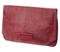Crossbody Bag aus Leder in Rochenoptik