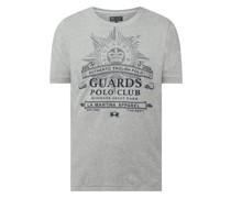 T-Shirt mit Logo-Print Modell 'Ranco'