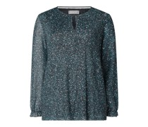 PLUS SIZE Shirt mit Allover-Muster