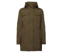 Jacke mit abnehmbarer Kapuze - wasserabweisend