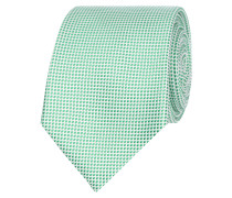 Krawatte mit feinem Muster