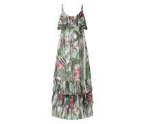 Kleid aus Chiffon Modell 'Agathe'