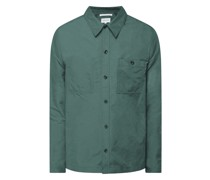Regular Fit Freizeithemd mit Kentkragen Modell 'Arnold'