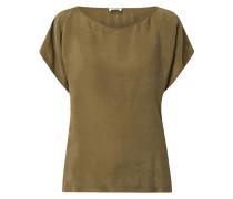 Shirt aus Cupro Modell 'Somia'