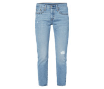 501 TAPER - Tapered Fit Jeans im Destroyed Look