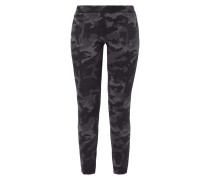Leggings mit Camouflage-Muster