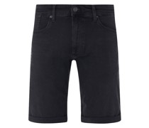 Relaxed Fit Jeansshorts mit Stretch-Anteil Modell 'Ronnie'