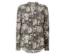 Bluse mit Paisley-Muster Modell 'Malina'