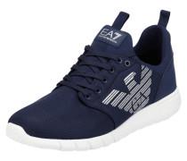 Sneaker 'Simple Racer' aus Mesh mit Logo-Print