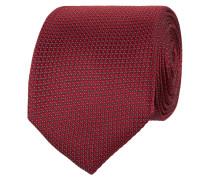 Krawatte mit Allover-Muster