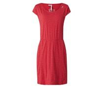 Kleid aus Baumwoll-Modal-Mix Modell 'Lilithe'