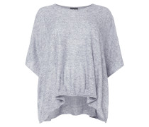 PLUS SIZE - Strickshirt im Poncho-Look