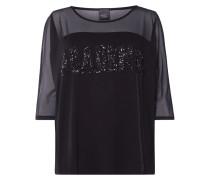 PLUS SIZE - Shirt mit Pailletten