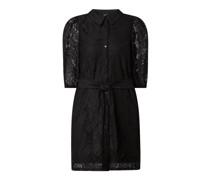 Blusenkleid aus Spitze Modell 'Bonna'