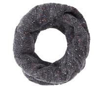 Loop-Schal im Zopfstrick
