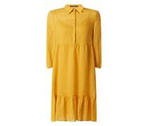 Kleid aus Ramie