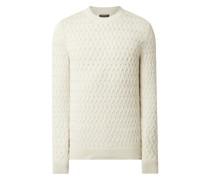 Pullover aus Bio-Baumwolle Modell 'Kai'