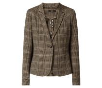 Tailored Fit Blazer mit Stretch-Anteil