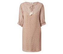 Kleid mit floralem Muster Modell 'Kinia'