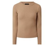 Pullover aus Viskosemischung Modell 'Crista'