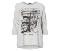 PLUS SIZE - Shirt mit Ziersteinbesatz