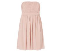 Kleid mit gelegten Falten