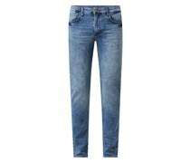 Slim Fit Jeans mit Stretch-Anteil Modell 'Jackson'
