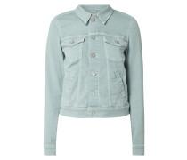 Jeansjacke aus Organic Cotton