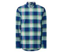Regular Fit Freizeithemd aus Baumwolle