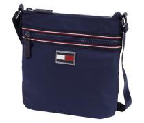 Crossbody Bag mit Logo-Applikation