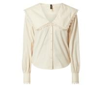 Bluse aus Baumwolle Modell 'Aprilla'