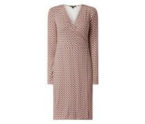 Kleid aus Jersey