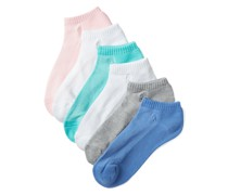 Socken mit Stretch-Anteil im 6er-Pack