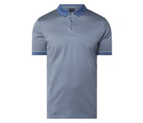 Poloshirt aus Jersey